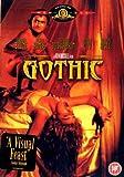 Gothic [DVD] by Gabriel Byrne