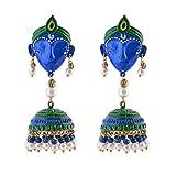 Shree Shyam Handicraft Krishna Multicolo...