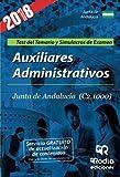 Auxiliares Administrativos de la Junta de Andalucía (C2.1000). Test del temario y Simulacros de exam