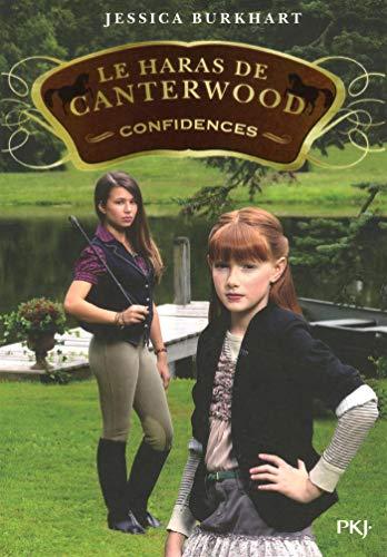 Le Haras de Canterwood - tome 09 : Confidences (9) par Jessica BURKHART