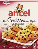 Dr. Oetker Ancle Préparation Pour 12 Cookies aux Pépites de Chocolat 300 g