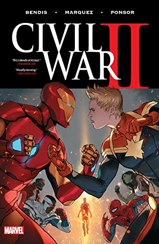 Collects Civil War II #0-8, Free Comic Book Day 2016 (Civil War II) #1.When a new Inhuman emerges with the ability to profile the future, the Marvel Universe will be rocked to its core! While Captain Marvel harnesses Ulysses' powers to prevent crime,...