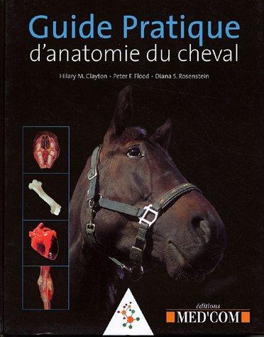 Guide pratique d'anatomie du cheval