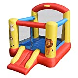 Best Bouncy House - costzon Inflatable Bouncy Castle Jumping House Bouncer Kids Review