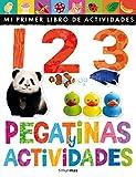 1 2 3. Pegatinas y actividades (Mi primer libro de...)