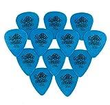 Jim Dunlop, modello Tortex-Plettro chitarra, 1 mm, confezione da 12 pezzi)