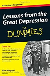 Lessons from the Great Depression For Dummies by Steve Wiegand (2009-07-07)