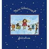 Baby-Album: Schutzengel. Silberfolienprägung