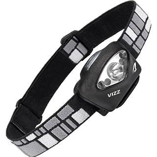 Princeton Tec 4009934-SSI Vizz 205 Lumen Headlamp Black - multi, N/A
