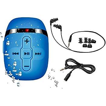 Begeistert Ipx8 Wasserdichte Sport Mp3 Player Player Fm Radio Surfen Schwimmen Mit Kopfhörer Einfach Zu Reparieren Hifi-player