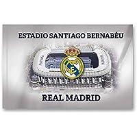 BANDERA REAL MADRID ESTADIO SANTIAGO BERNABEU 150x100 CM