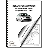 SKODA Fabia Typ 6Y (99-07) Heizung, Belüftung, Klimaanlage - Reparaturanleitung