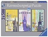 Ravensburger 16329 - Reise um die Welt