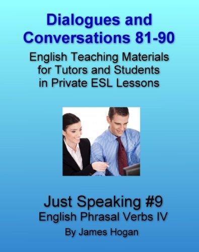 Wulfn: PDF Dialogues and Conversations 81-90  English Phrasal Verbs