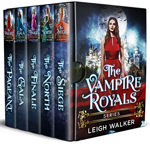 The Vampire Royals Series: The Complete Series (English Edition)