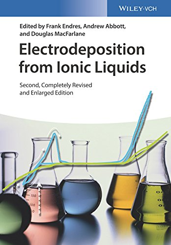 Electrodeposition from Ionic Liquids (English Edition)