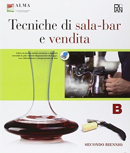 Tecniche di sala-bar e vendita. Con quaderno delle competenze.  Per gli Ist. professionali. Con e-book. Con espansione online: 2