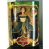 Disney Aladdin Holiday 1999 Princess Jasmine Doll by mattel