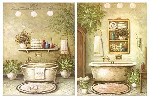 Dcine Cuadro de baño