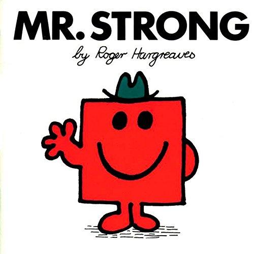 Mr Strong (Mr. Men and Little Miss) por Roger Hargreaves