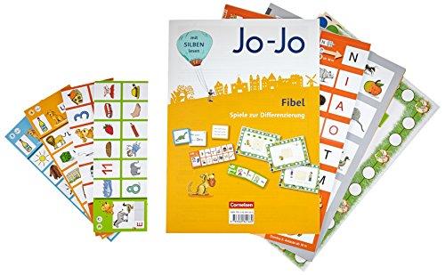 Jo-Jo Fibel - Allgemeine Ausgabe - Neubearbeitung 2016: Spiele zur Differenzierung