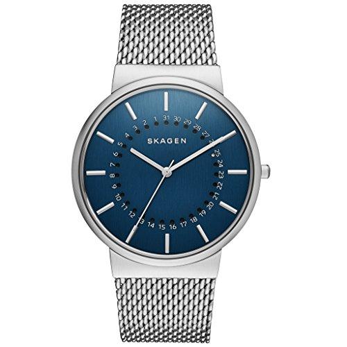 skagen-reloj-de-hombre-de-cuarzo-con-esfera-analogica-azul-pantalla-y-plata-pulsera-de-acero-inoxida