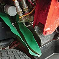Oil Draining Tool Flexible Oil Funnel, Foldable Flexible Draining Tool,for Motorcycle Farm Machine Funnel Car Refueling Longer Funnel Gasoline Engine Liquid (50X20cm)