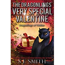The Dragonlings' Very Special Valentine: Science Fiction Romance (Dragonlings of Valdier Book 4) (English Edition)