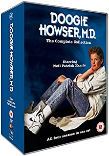 Doogie Howser, M.D. - The Complete Collection [DVD] (B00DC12RZA) | Amazon price tracker / tracking, Amazon price history charts, Amazon price watches, Amazon price drop alerts