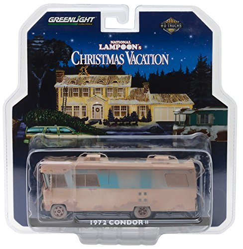 1972 Condor II RV Wohnmobil National Lampoon's Christmas Vacation 1:64 GreenLight 33100 (1 64 Rv)