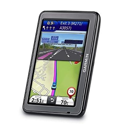 Garmin-NVI-2545-LM-Navigationssystem-Kontinent-Ausschnitt