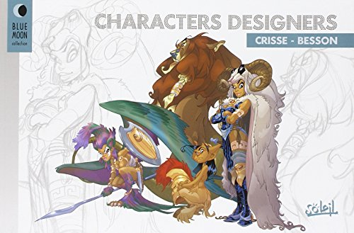 Characters Designers Crisse