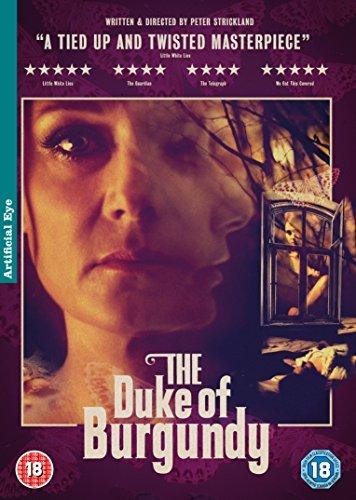 The Duke of Burgundy DVD by Sidse Babett Knudsen