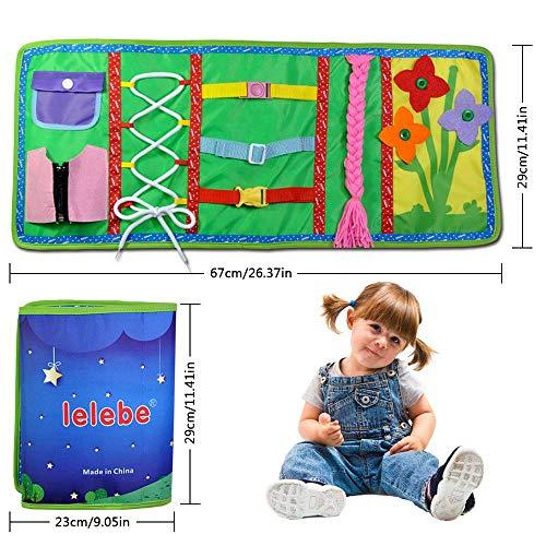 Zoom IMG-2 foonee montessori toys libro educativo