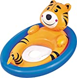 #1: Bestway Baby Inflatable Swimming Pool Ring, Ages 1-3 Years