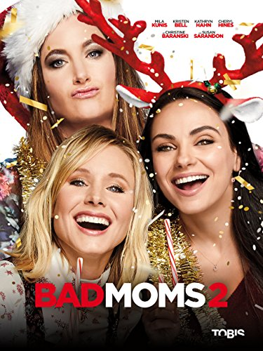 Bad Moms 2 Cover