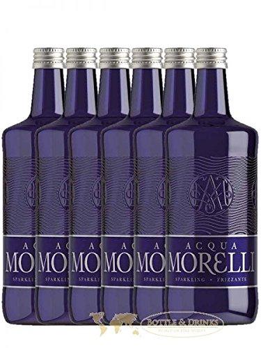 Unbekannt Mineralwasser  Acqua Morelli Frizzante 6x0,75l Glas im Test