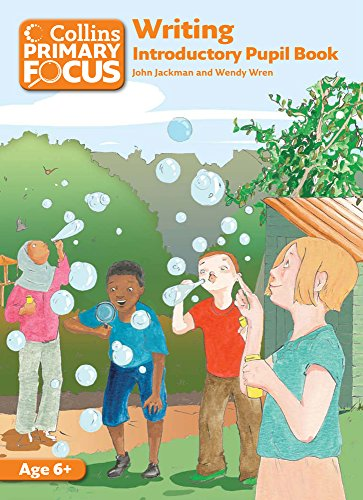 Collins Primary Focus – Writing: Introductory Pupil Book