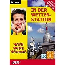 Willi will's wissen: In der Wetterstation (CD-ROM)