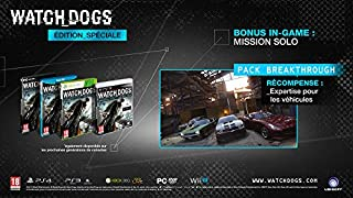 Watch Dogs (B0088W0QVA) | Amazon price tracker / tracking, Amazon price history charts, Amazon price watches, Amazon price drop alerts