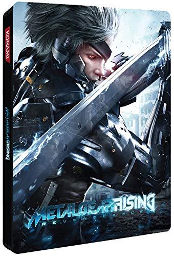 Metal Gear Rising Revengeance PS3 Steelbook (ohne Spiel)