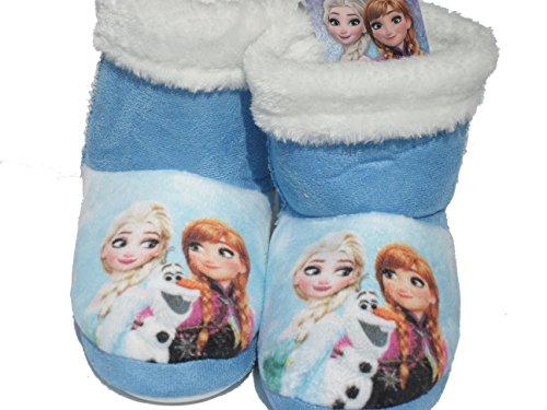 Disney Eiskönigin Frozen Kinder Hüttenschuhe (30)