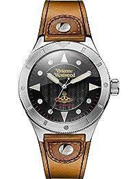 Vivienne Westwood Herren-Armbanduhr VV160BKBR
