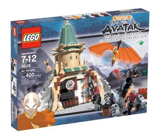 Avatar-spielzeug (Lego Avatar Lufttempel 3828)