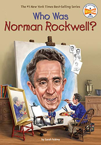 Who Was Norman Rockwell? (Who Was?) (English Edition) -