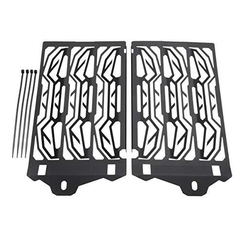 RENCALO Cubierta del Protector de la Parrilla del Enfriador del radiador para BMW R1200GS R 1200GS ADV LC 2013-2016 2015