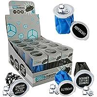 """3 x Eisbeutel""""Schädelkühler"""" mit Männersprüchen Kältekissen Kühlkissen preisvergleich bei billige-tabletten.eu"""
