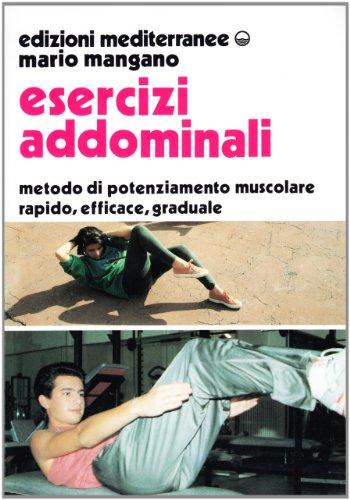 Esercizi addominali (Preparazione fisica)