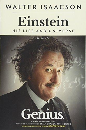 Einstein: His Life and Universe por Walter Isaacson