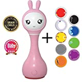 Alilo Intelligente Babyrassel Rassel Spieluhren Babyspielzeug Baby Smart Bunny R1